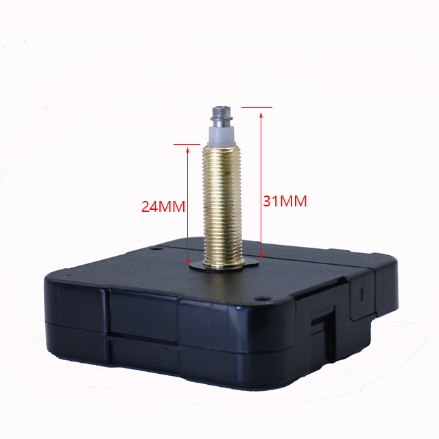 31mm high torque clock movement