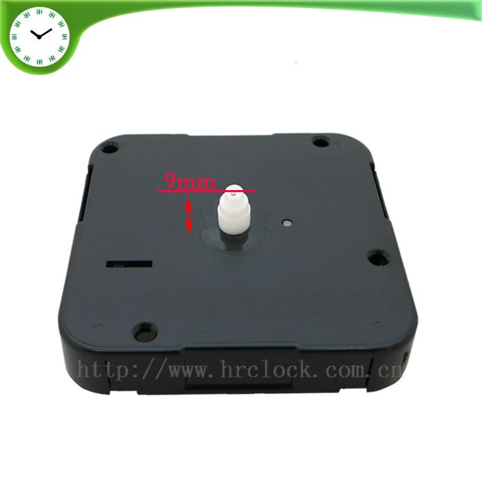 Axial length 9 mm clock