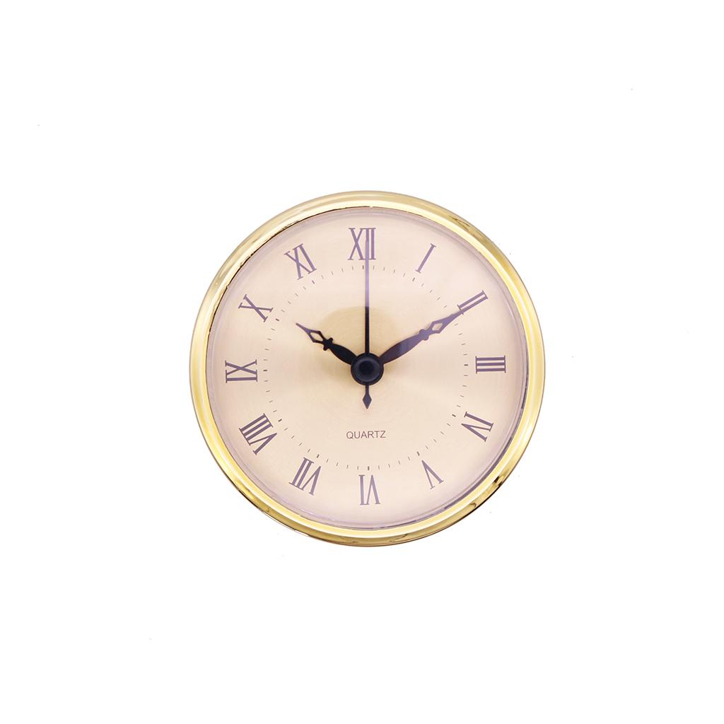 Diameter 90 MM quartz clock inserts