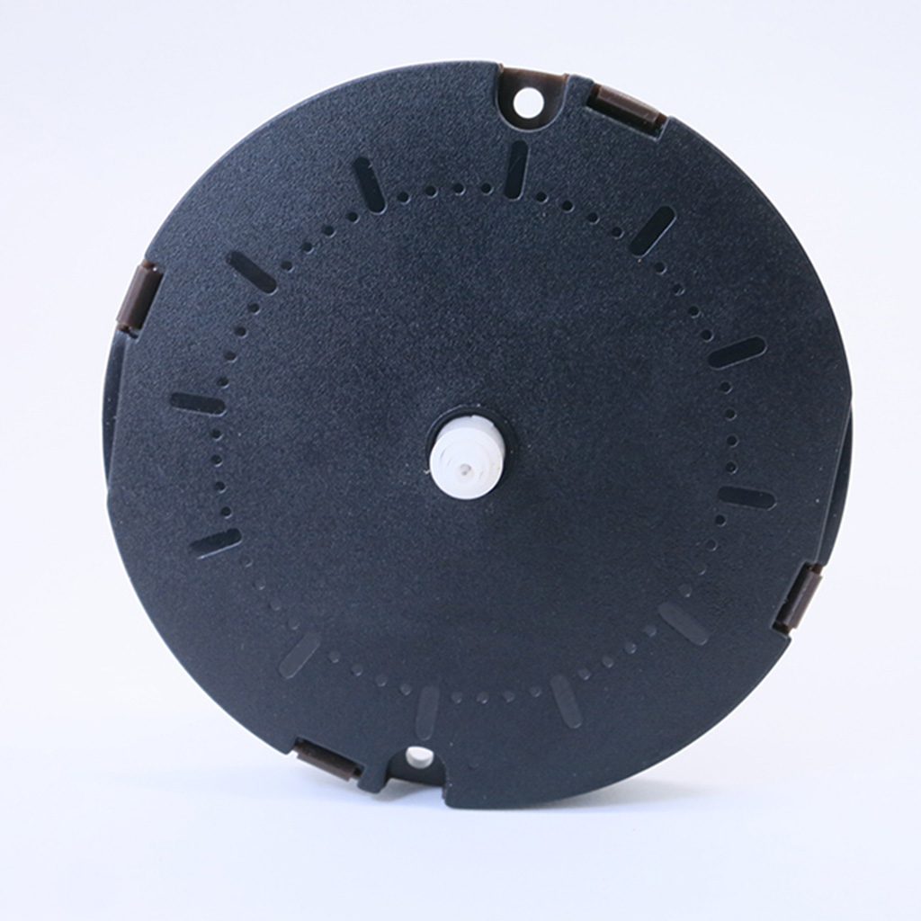 round clock movement