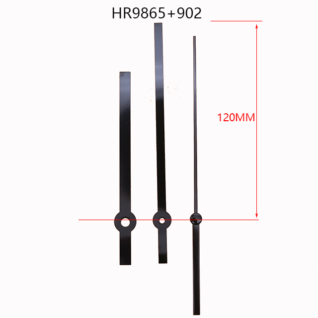 HR9865 Metal clock hands 9